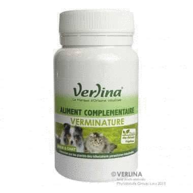 Vermifuge - chat - chien – 30 comprimés