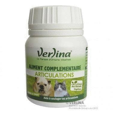 Articulations douleureuses - chat et chien– 60 comprimés