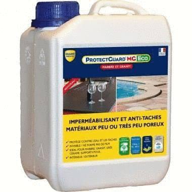 Protecteur anti taches matériaux peu poreux - ProtectGuard MG Eco 2L