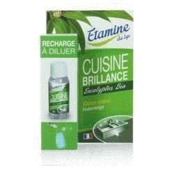 Brillance Cuisine-Recharge concentrée à diluer -50ml fait 500ml- Etamine du lys