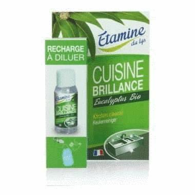 Brillance - Cuisine - Recharge à diluer - 50ml pour 500ml