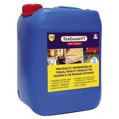 Imperméabilisant tissus soumis au fort trafic - ProtectGuard FT 5L