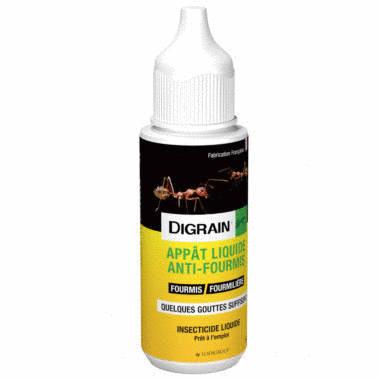 Gel anti-fourmis sous forme liquide - 50 ml Digrain