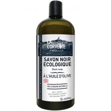 Savon noir Liquide huile d'olive