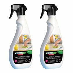 Nettoyant professionnel cuisine salle de bain marbre parquet - Net'Guard® - spray 1.5L