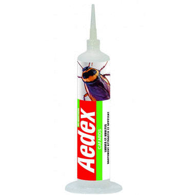 Gel exterminateur cafard Aedex- tube 30 g