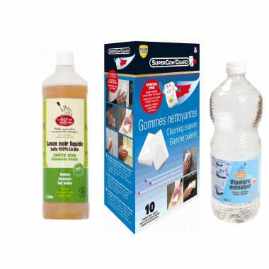 Nettoyants pour la maison - Pack Toutpratique