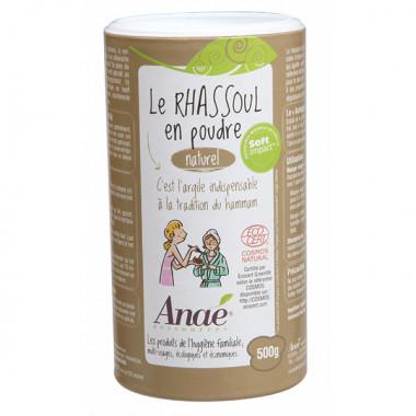 Rhassoul en poudre - 500g Anae