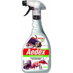 Laque anti cafard longue durée Aedex-500ml