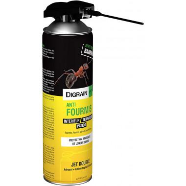 Anti fourmis mousse Digrain - aérosol 500ml