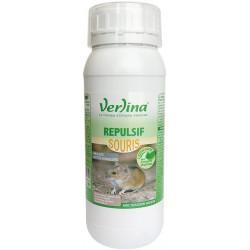 Répulsif souris olfactif - 500 ml - anti rongeur-Verlina
