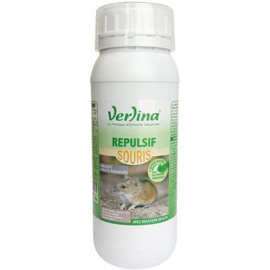 Répulsif souris, mulot, fouine - 500 ml -anti rongeur