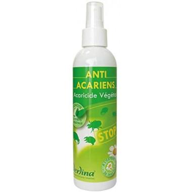 Anti-acarien naturel textile pyrethre - Verlina 250ml Toutpratique