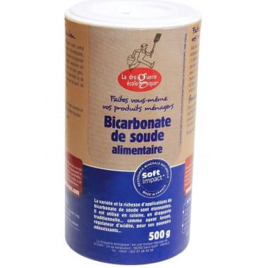 Bicarbonate de Soude Alimentaire 500 g La Droguerie écologique