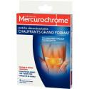 Patchs chauffants - grand format - 2 unités-Mercurochrome