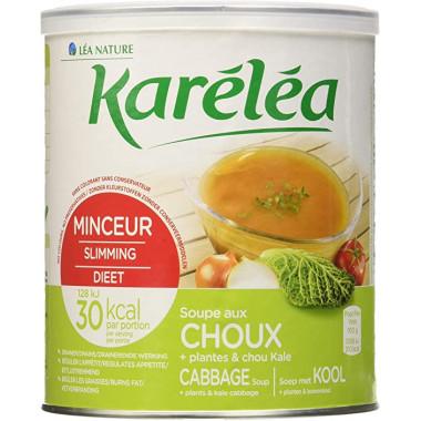 Soupe aux choux + plantes - Pour maigrir