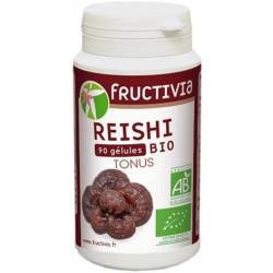 Reishi bio- calmant- 90 gélules-Fructivia