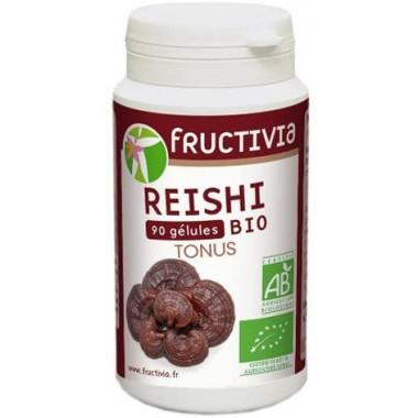 Reishi biologique -calme-anti insomnie Fructivia sur Toutpratique.com