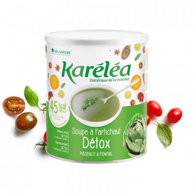 Soupe perte de poids légumes & coriandre