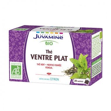 Mincir facilement avec le thé Ventre Plat Juvamine Tout pratique