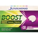 Tonifiant Surpuissant - BOOST - Guarana, Ginseng et Vitamine C - 30 comprimés