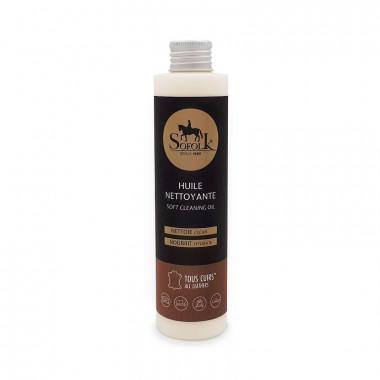 Nettoyant cuir - huile- Sofolk