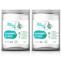 Bicarbonate de soude Bio 1.4Kg en Pots Réutilisable-Qualité Supérieure-Naturel - Français