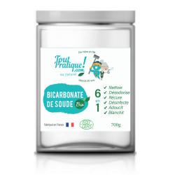Bicarbonate de soude Bio Français - Pack économique 3.5kg