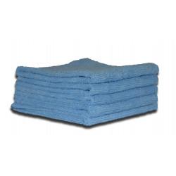 Chiffons en Microfibres Extra Absorbantes Même pour Imperméabilisants (27x 24cm 10 Chiffons) -Guard Industrie