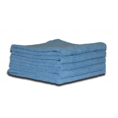 Chiffons en Microfibres Extra Absorbantes même pour imperméabilisants-Bleu (27x 24cm 10 Chiffons) Guard Industrie