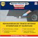 Imperméabilisant - Effet mouillé intense - ProtectGuard EM PREMIUM 5L - traite 100m² + Chiffons en Microfibres
