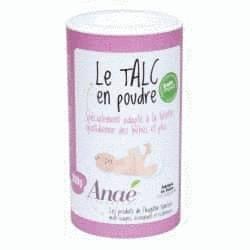 Talc naturel sans parfum 300g- Anaé