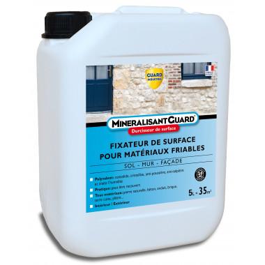 Minéralisant durcisseur de surface - 5 litres - traite jusqu'à 35 m²