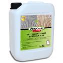 Guard Industrie Dégriseur Nettoyant Bois WoodGuard Revitalisant - Redonne Couleurs au Bois - Efficace en 15 Minutes - 5 L -40m2