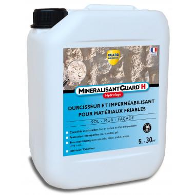 Minéralisant H - Durcisseur de surface et hydrofuge haute performance - 5L