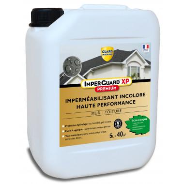 Imperguard-XP-Premium - Impermeabilisant-anti-tache-mur-toit-efficace-plus-de-5-ans-pour-matériaux-jusqu-a-40m²