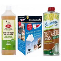 Nettoyer et entretenir le parquet stratifié – Pack Toutpratique