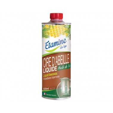 Cire-d-abeille-liquide-500-ml ETAMINE-DU-LYS-Toutpratique