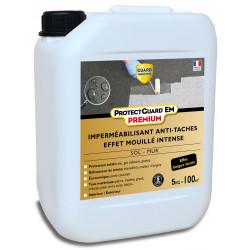 Imperméabilisant - Effet mouillé intense - ProtectGuard EM PREMIUM 5L - traite 100m²