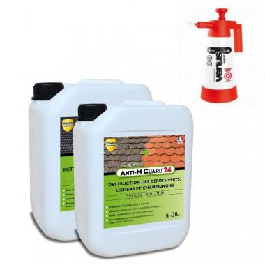 Anti M - Guard® 24 - 5 litres + Pulvérisateur