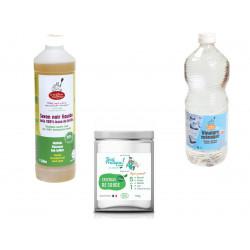 Pack liquide vaisselle maison - Toutpratique