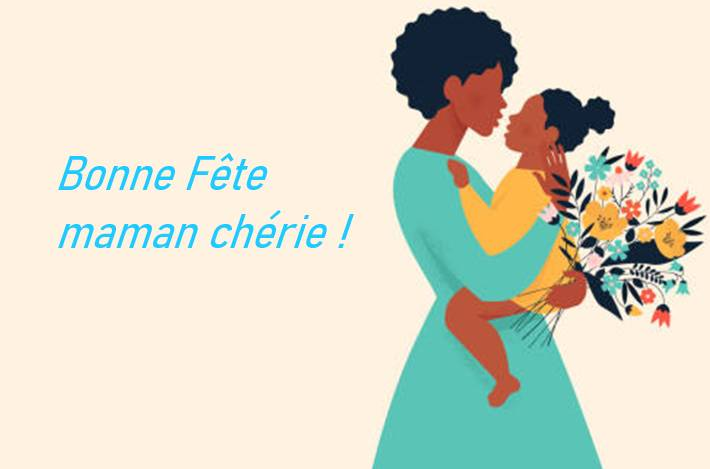10 exemples textes et 10 cartes gratuites pour la fête des mères