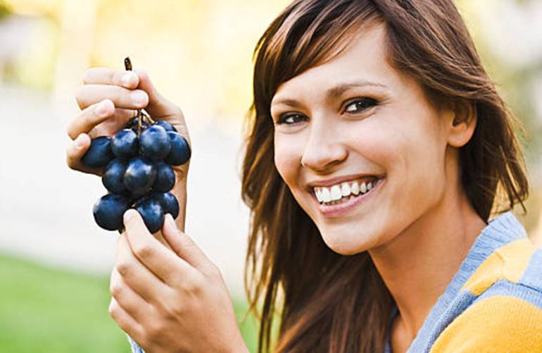 comment faire une cure détox avec du raisin pour maigrir et purifier son foie
