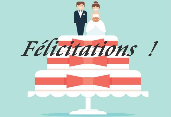 Comment adresser ses félicitations à des futurs mariés