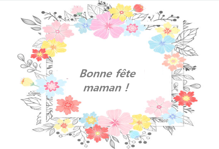 10 modèles de texte gratuit pour souhaiter bonne fête maman