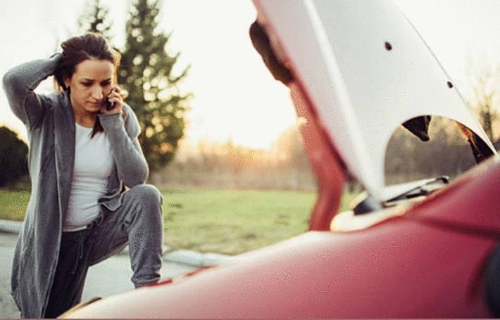 l'expertise de la voiture après un accident
