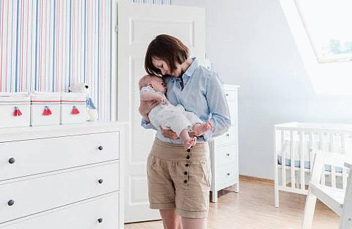 comment nettoyer la chambre de bébé