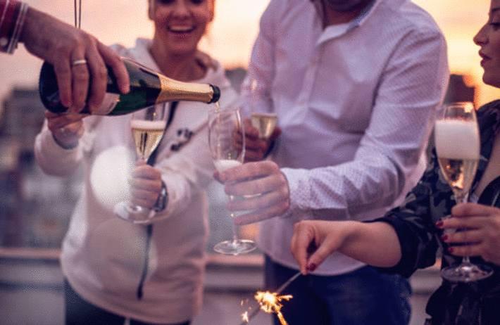 comment bien conserver le champagne