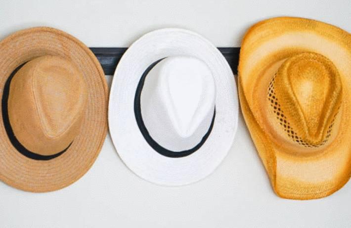 comment bien ranger ses chapeaux