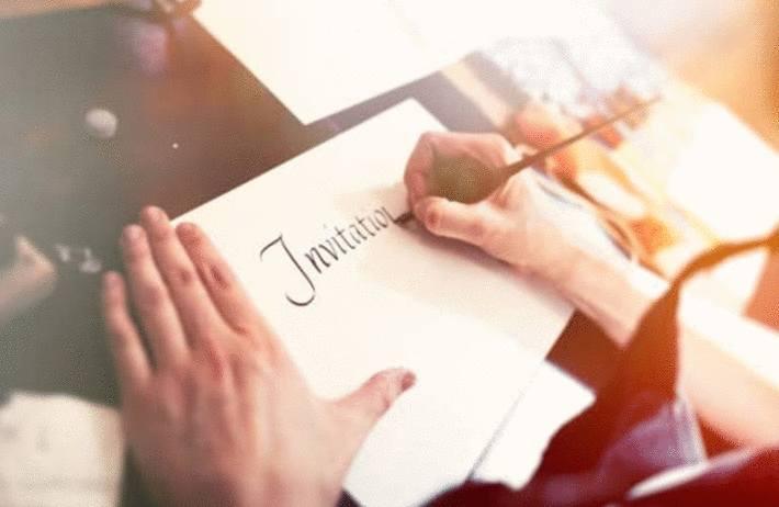 quoi écrire sur un faire part de mariage